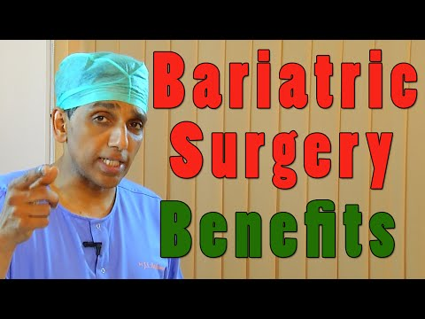 Bariatric Surgery Benefits – explained by Dr.J.S.Rajkumar, Lifeline Hospitals Chennai