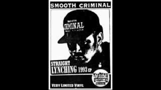 SMOOTH CRIMINAL/STRAIGHT LYNCHING 93 EP *LIMITED VINYL* CHOPPED HERRING