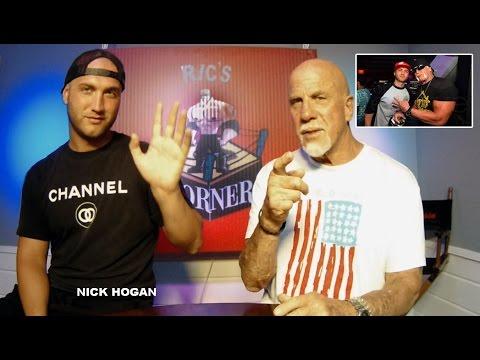 Nick Hogan Son of Hulk Hogan