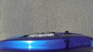 R32 exhaust stock VS Magnaflow sport exhaust