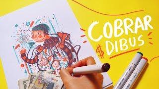 10 consejos para cobrar dibujos-Andreaga