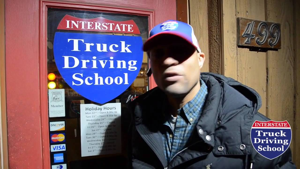 Lance Truck Driver Testimonial