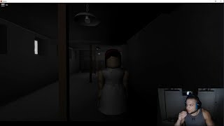 Tyler1 Plays Scary Roblox Game