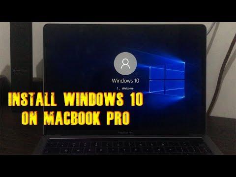 Cara Install Windows 10 Di MacBook Dengan Boot Camp