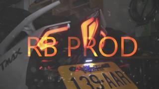 DOPE GANGSTA INSTRUMENTAL RAP BEAT ( FREE BEAT ) BY RB PROD