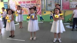 lớp 3/6 trường tiểu học Trần Quốc Toản : THẦY CÔ CHO EM MÙA XUÂN.
