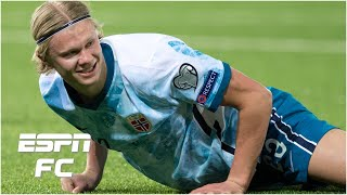 Erling Haaland's future: Destined for Barcelona, Manchester City or Real Madrid? | ESPN FC