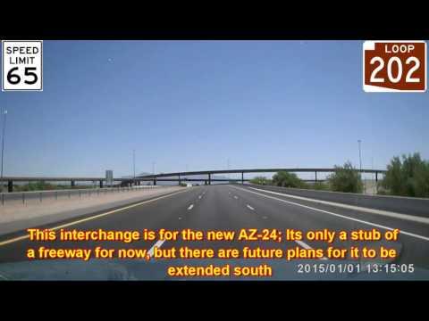 Arizona Loop 202 (all of it)