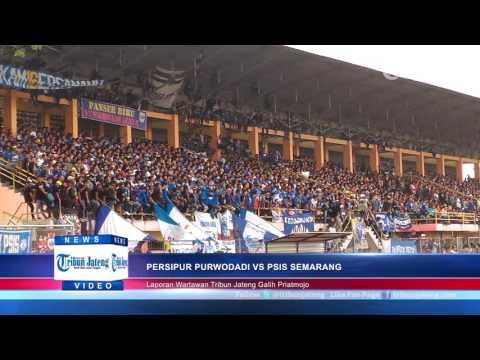 Video PSIS Semarang Kalahkan Persipur Purwodadi 2-1, Haudi Abdillah Tumbang