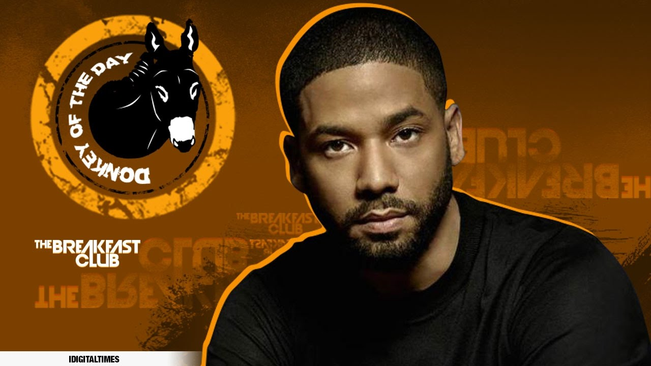 Jamal Lyon - Donkey of the Day