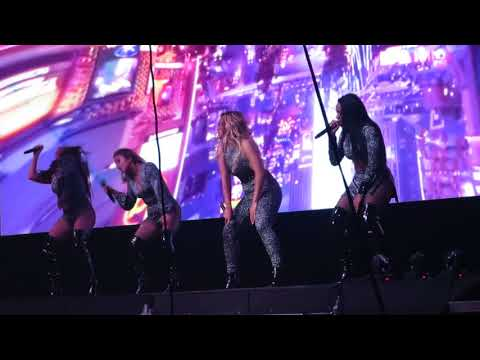 Fifth Harmony - Sauced up (Live) 29/09/2017 PSATourChile