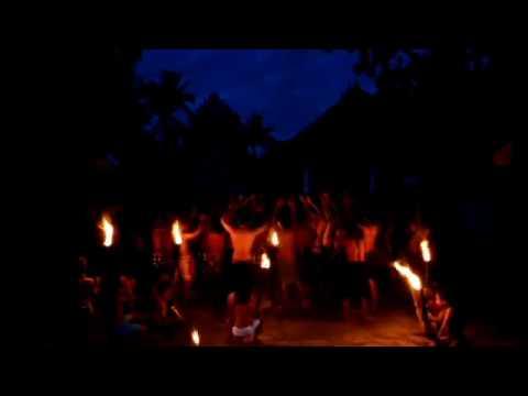 Kecak (Ramayana Monkey Chant) - Bali, Indonesia