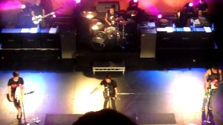 All Time Low- 20/08/12 Coffee Shop Soundtrack + A Bit of Banter Olympia Theatre Dublin