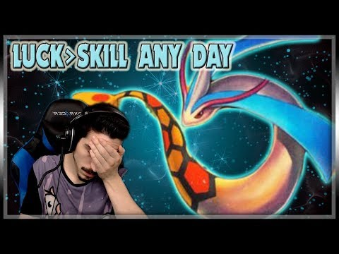 YUP, THE LUCK OVER SKILL DAY | VGC 2018 | Pokemon Ultra Sun & Ultra Moon LIVE Wifi Battle Spot #55