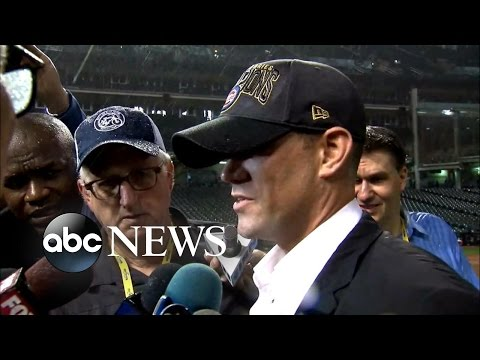 Theo Epstein Ends Cubs, Red Sox World Series Curses