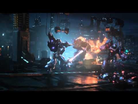Transformers - The Humbling River
