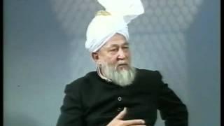 Liqa Ma'al Arab 30th October 1996 Question/Answer English/Arabic Islam Ahmadiyya