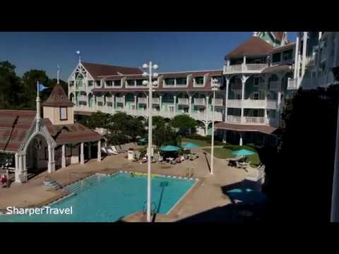 Disney\'s Beach Club Villas Renovated One Bedroom Villa - Walt Disney ...