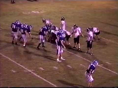 1999 Eagles Landing Christian Academy Chargers at Trinity Christian Crusaders (football)