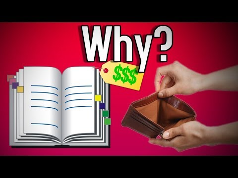 summary of why textbooks are expensive The cost of discipleship the cost of freedom dietrich he is admired by people who have read his best-known books, the cost of discipleship and letters and.