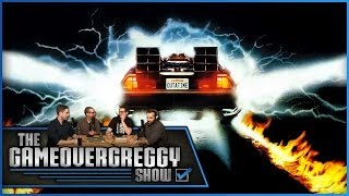 Death, Cars, Dicks, and Cereal - The GameOverGreggy Show Ep. 25