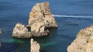 Portugal Algarve Ponta da Piedade / Portugal Algarve Ponta da Piedade