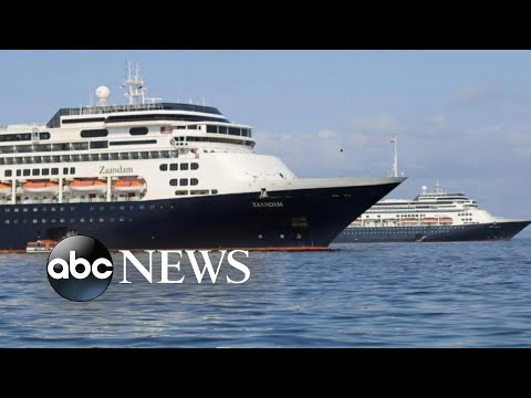 'These Are Human Beings': South American Cruise Hit By COVID-19 Ends Journey