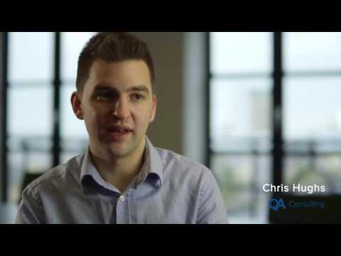 Chris Hughs - QA Consulting