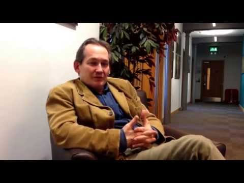 Interview with Jonathan Coote who plays Toby in The Effect