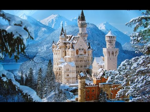 Самые знаменитые и красивые замки/ The most famous and beautiful castles