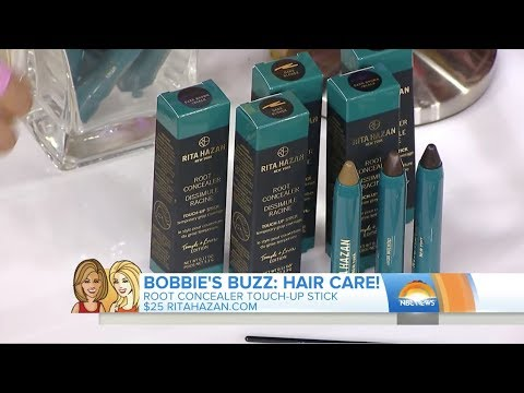Rita Hazan on the Today Show–Root Concealer Touch Up Stick
