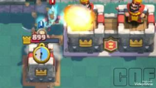 Clash Royale-funny moments-Clash Royale #4 Dax