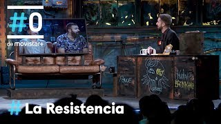 LA RESISTENCIA - Pantomima Full desde el pasado   #LaResistencia 09.10.2019
