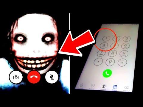 What Happens When You FaceTime Jeff The Killer? (Urban Legend 2017)