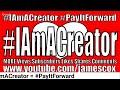 Music Only Support LiveStream #PayitForward With #IAmACreatorPHILOSOPHY #IRL