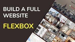 WYSIWYG Web Builder 12. Creating a full website with FlexBox (spanish)