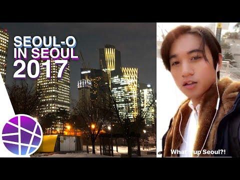 B2S #1 | SEOUL-O in SEOUL! Han River, Itaewon, Yeouido Park, IFC Mall, Seoullo 7017! | EL's Planet