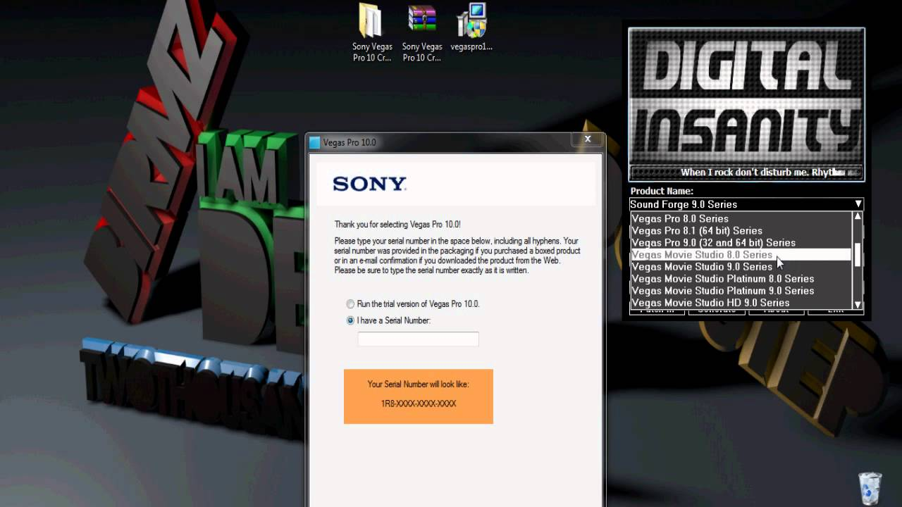 download sony vegas 9.0 crackeado portugues 64 bits