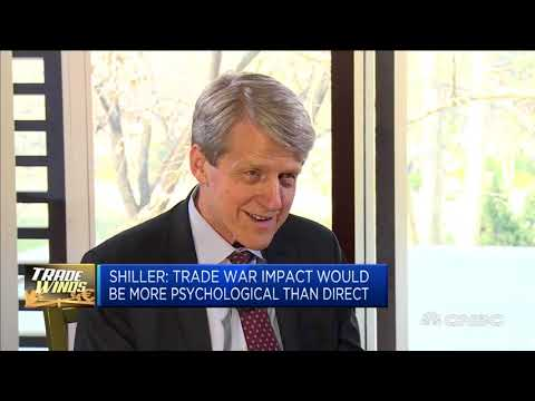 Robert Shiller - A Trade War Could Cause An Economic Crisis - 26 Mar 18  | Gazunda