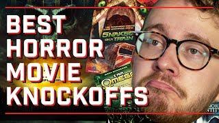 Best Horror Movie Knockoffs