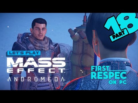 Mass Effect Andromeda - Part 18: Respec, Cora's Loyalty - In Search of the Periphona