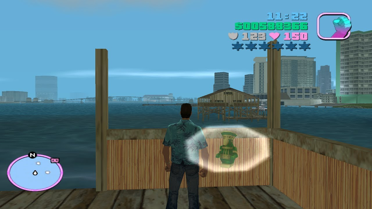 GTA Vice City - 100 Hidden Packages Guide (1080p)