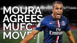 Lucas Moura Agrees Move? | Manchester United Transfer Talk