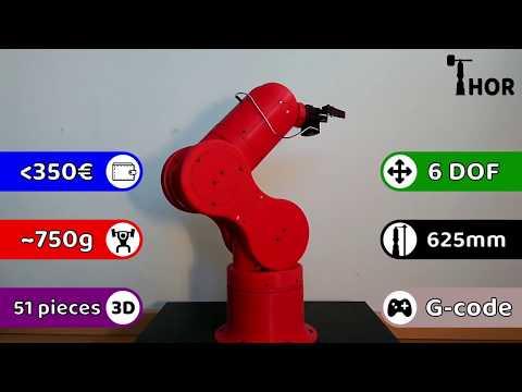 TOP 5 Robot Arm Open source