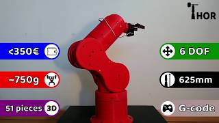 TOP 5 Robot Arm Open source