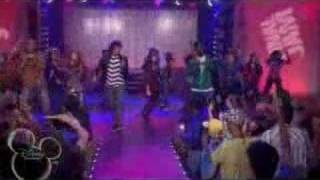 "Camp Rock: ""We Rock"" FULL MOVIE SCENE! (HQ)"