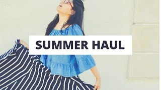 Sarojini Nagar, Forever 21,SStop Try On Summer Haul!