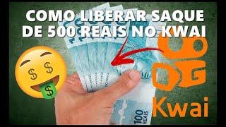 Como Liberar Saque De 500 Reais No KWAI [DR CELULAR]