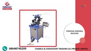 Winding and Solenoid Coil Winding Machine Manufacturer
