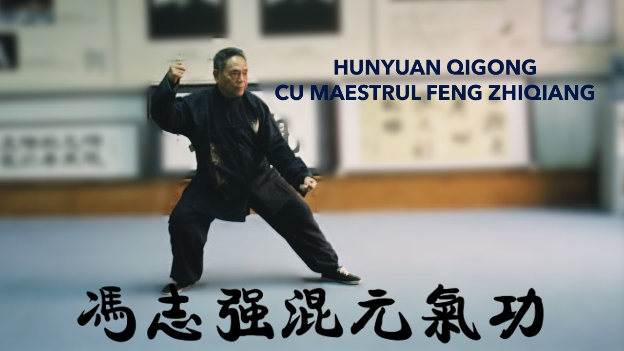Hunyuan Qigong Video Youtube